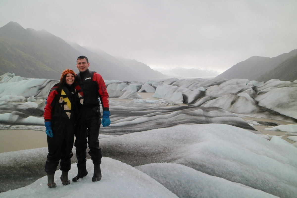 Glacier Kayaking in Iceland: A Life Changing Experience